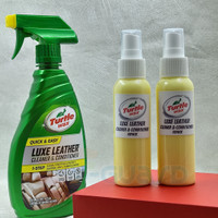 Turtle Wax Luxe Leather Cleaner & Conditioner Repack - 60ml