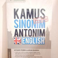 Kamus Praktis Sinonim-Antonim English ORIGINAL KESAINT BLANC