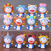 Doraemon Twelve Zodiac Figure Set 12