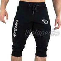Celana JOGGER PENDEK VANQUISH VQ / celana training olahraga fitness