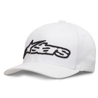 Alpinestars blaze fit hat white/black size L/XL topi not new era caps