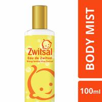 Zwitsal eau de toilette body mist 100ml / Parfume Zwitsal 100ml