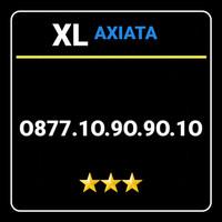nomor perdana cantik XL Regular / Prabayar 087710909010 puluhan FULL