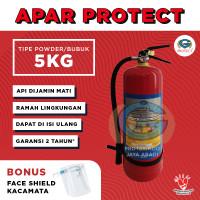 APAR 5kg PROTECT / APAR Powder 5 kg / Alat Pemadam Api / Tabung APAR