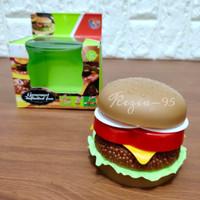 Mainan Burger Gourment Infinited Fun - Miniatur Burger