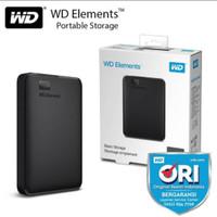 WD 4TB Elements Harddisk External / HDD / HD / Hard Disk