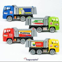 Mainan Mobil Dump Truk - Mainan Mobil Truk Tanah
