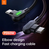 MCDODO LED 90 Light Kabel PD USB TYPE C Power Delivery Fast Charging