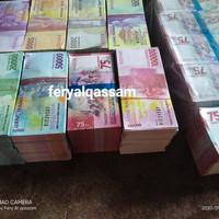 uang mainan untuk mahar