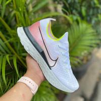 sepatu wanita Nike react ifnity run flyknite