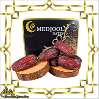 Kurma Medjool Jumbo Premium 1 kg/Medjool Palestine Dates Premium