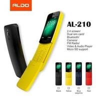 Aldo AL-210 Garansi Resmi