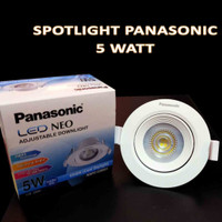 Downlight Spotlight COB 5W Panasonic