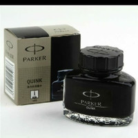 Refill / Isi Tinta Parker Quink Botol untuk Fountain Pen