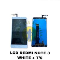 LCD XIAOMI REDMI NOTE 3 ORIGINAL - Putih
