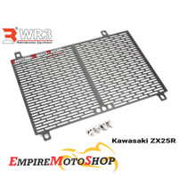 Cover Tutup Radiator WR3 ZX25R ZX 25 R