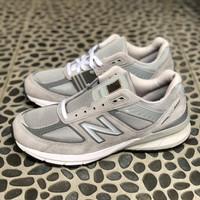 new balance 990 v5 grey