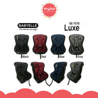 Baby Elle Luxe Car Seat