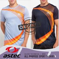 Kaos jersey badminton baju badminton kaos training Astec original