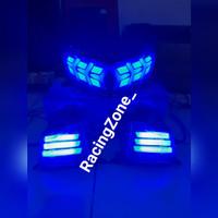 Paket Lampu Stop Nmax Dan Sen Nmax Led Import Plus 2 Relay Sen
