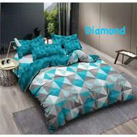 Bedcover Set T30 Vallery DIAMOND 180x200x30 cm