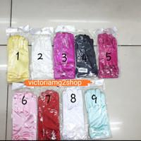 Sarung Tangan Fashion Anak Pendek Warna