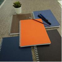 custom agenda planner notebook a5/stationary/merchandise / souvenir