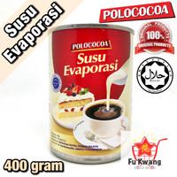 Susu Evaporasi Evaporated Filled Milk Polococoa 400 gram