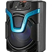 Speaker Bluetooth Portable GMC 6 Inch Mini Amplifier Extra Sound
