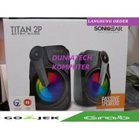 Speaker SonicGear Titan 2P (Passive) - Sonic Gear Titan 2 Passive
