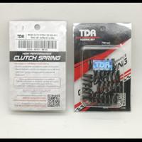 PER KOPLING KLEP TDR RACING SONIC 150 CBR 150 LED GTR CB150R LED