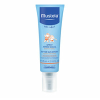 MUSTELA After Sun Spray 125ml Baby Hydrates Soothes Jojoba Oil Lotion
