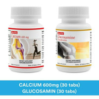 paket glucosamine 30 calcium 30