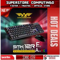 Armaggeddon Keyboard SMK-12R KESTREL Mechanical Gaming Keyboard