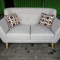 sofa retro 2 seater only