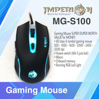 IMPERION GAMING MOUSE MG-S100
