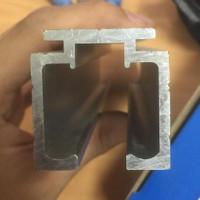 Rel pintu lipat Aluminium Dekson 2 meter (Folding Al 7166 Track ) DKS