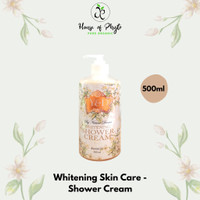 Phyto - Organic Whitening Skin Care - Shower Cream 500ml