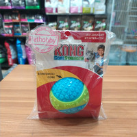 Mainan Anjing Kong CoreStrength Ball Medium PFC23