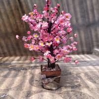 sakura 50cm - sakura artificial- sakura plastik- bunga sakura dekorasi