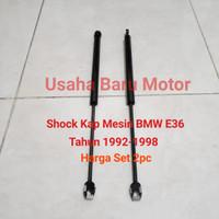 Shock Kap Mesin Set 2pc BMW E36 92-98