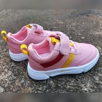 Sepatu Anak Import AJB6 Pink