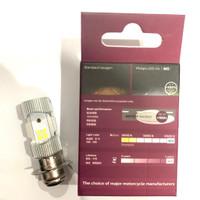 LAMPU DEPAN LED SKYWAVE SPIN NEX HAYATE SKYDRIVE PHILIPS ORIGINAL 100%