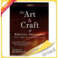 The Art & Craft Of Biblical Preaching Jilid 1 - Terjemahan (Haddon Rob