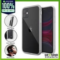 Case iPhone 11 Pro / Max /11 X-doria Glass Plus Tempered Hybrid Casing