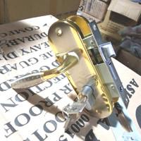 kunci pintu/handle pintu kecil/kunci kamar/gagang pintu