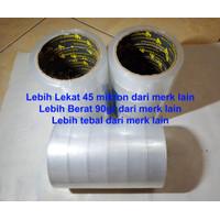 Lakban Muscle 24mm Lebih Lengket dan tebal/Selotip 1 inch spt Daimaru