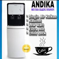 Dispenser Galon AtAs compressor Denpoo DDK 1175