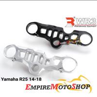 Segitiga Stang WR3 Yamaha R25 2014-2018 Triple Clamp