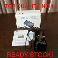 H1 Fingertip Pulse Oximeter Alat Ukur Kadar Oksigen SpO2